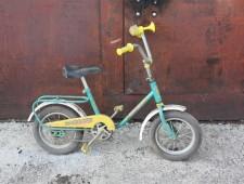 първото ми колело