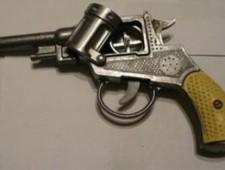 пистолет с капси