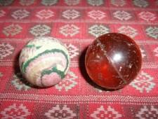 гумени топчета