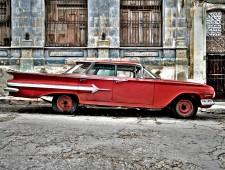 Coches Americanos de La Habana #7, Cuba 2007 wp
