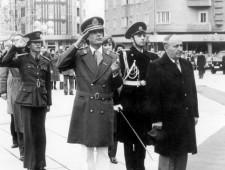 Kadafi i Jivkov vyv Varna