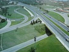 Варна, пътя за Златни пясъци ~ 1970-80 г.