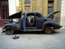 Vintage Cars on the Street of Cuba (10)