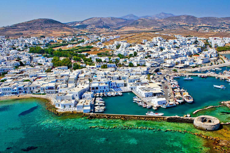 о-в Парос, Гърция